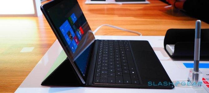 Trên tay Huawei MateBook - Đối thủ Trung Quốc của Surface và iPad Pro