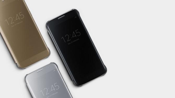 Tiết lộ phụ kiện chính thức của Galaxy S7 và S7 Edge