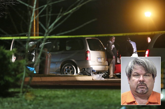 """Uber cho rằng mối liên hệ giữa kẻ sát nhân vừa bắn chết 6 người tại Michigan, Mỹ vào ngày thứ bảy vừa qua và hãng xe này là """"một sự đánh lạc hướng""""."""