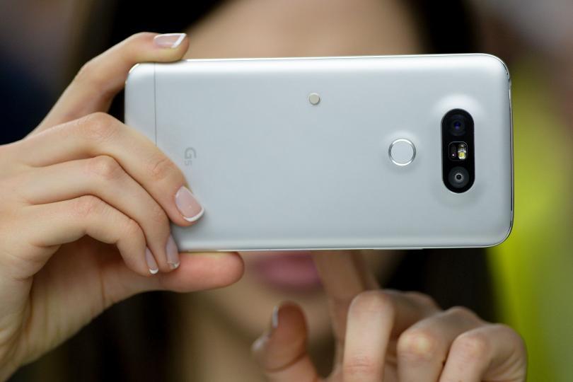 LG G5 đủ ấn tượng để cán mốc doanh số 10 triệu máy?