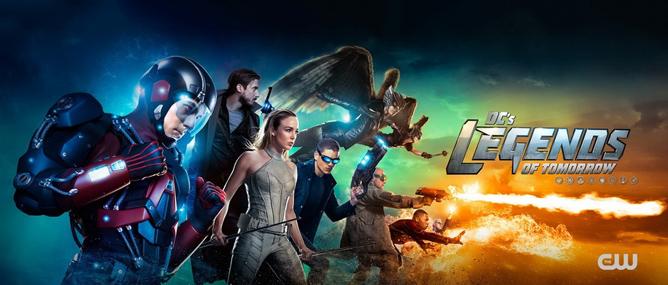 Giải mã Legends of Tomorrow (Season 1): Những huyền thoại ở tương lai