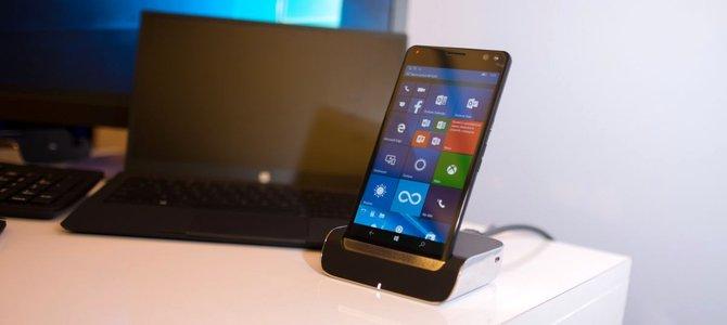 Trên tay HP Elite X3: Phablet siêu khủng chạy Windows 10 Mobile