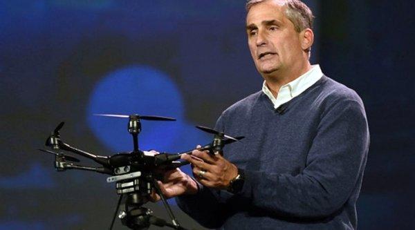 Intel: Mạng 5G sẽ tối ưu hoạt động của drone