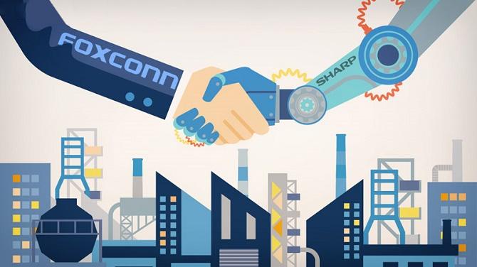 Sharp 'bán mình' cho Foxconn được 6,2 tỷ USD