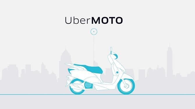 Giá thành của UberMOTO sẽ là 10 cent (khoảng 2.200 đồng) cho 1 km và 2 cent (khoảng 445 đồng) cho 1 phút.