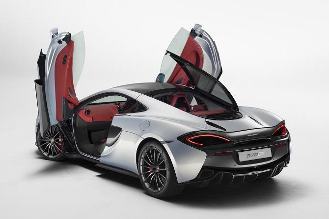 """Cận cảnh """"con quỷ tốc độ"""" McLaren 570GT phiên bản 2017"""