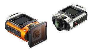 Ricoh ra mắt camera hành động quay 4K, ống kính siêu rộng, chống nước
