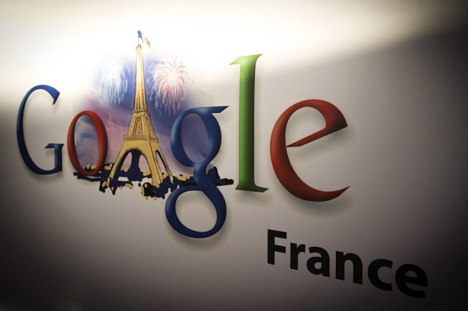 Pháp đòi Google trả 1,76 tỷ USD tiền thuế