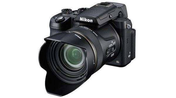 Nikon giới thiệu dòng máy ảnh compact DL với 3 phiên bản mới
