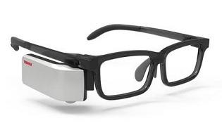 Toshiba hủy kế hoạch phát hành kính thông minh