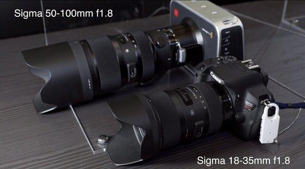 Cận cảnh ống kính 50-100 mm mới ra mắt của Sigma