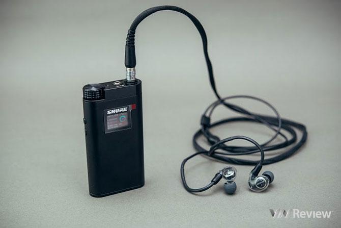 Trên tay Shure KSE1500: tai in-ear tĩnh điện đầu tiên thế giới, giá 85,5 triệu đồng
