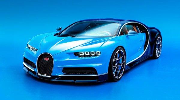 Cận cảnh Bugatti Chiron: siêu xe 1500 sức ngựa, tốc độ tối đa 420 km/h