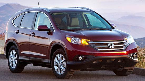 Hơn 4000 chiếc xe Honda City, Civic, CR-V bị triệu hồi tại Việt Nam do dính lỗi túi khí