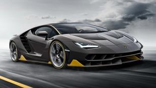 Centenario, siêu xe mạnh mẽ nhất của Lamborghini