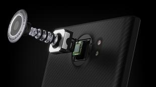 BlackBerry Priv được nâng cấp camera, Launcher và bàn phím