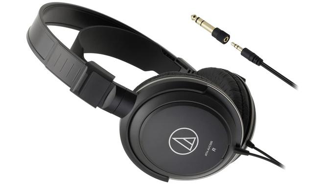 Audio-Technica ra mắt tai nghe giải trí tầm trung ATH-AVC200