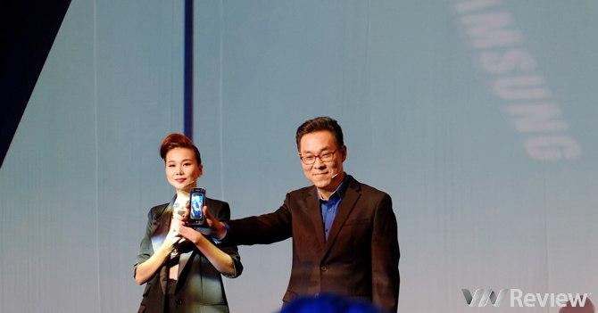 Galaxy S7 và S7 Edge ra mắt tại Việt Nam, giá từ 16 triệu đồng