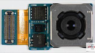 Chipworks mổ Samsung Galaxy S7 edge tìm hiểu camera, linh kiện