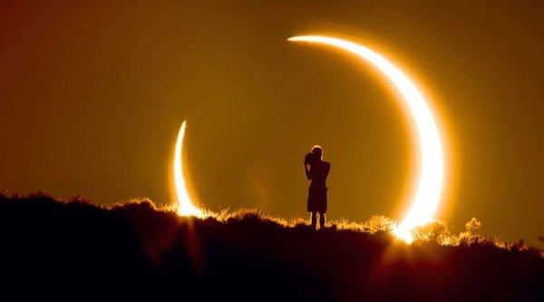 Việt Nam đón nhật thực một phần vào sáng mai