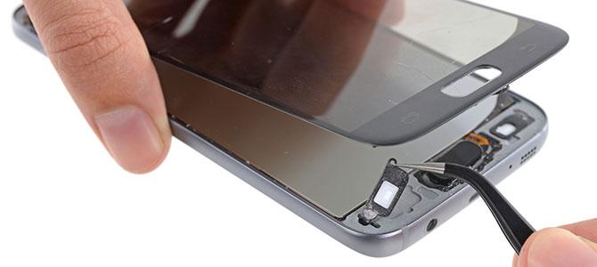 iFixit mổ Samsung Galaxy S7: làm mát không có chất lỏng, cực khó sửa