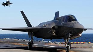 Radar tiêm kích F-35 gặp lỗi đột ngột tắt khi đang bay