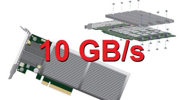 Seagate trình làng ổ SSD PCIe tốc độ 10 GB/s