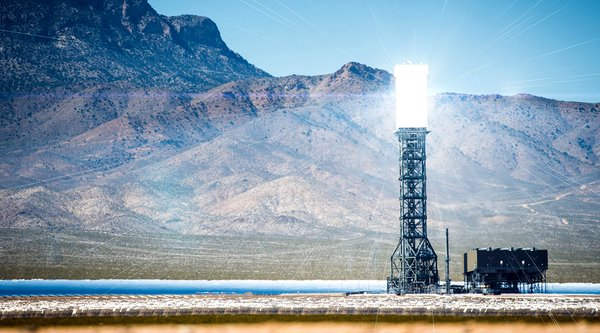 General Electric muốn 'giữ' lại CO2 để cải thiện điện Mặt Trời