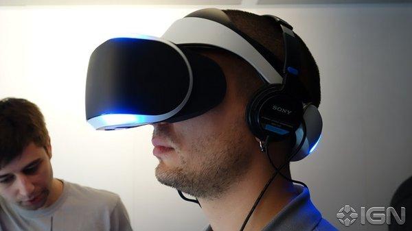 Sony: Kính thực tế ảo của Oculus tốt hơn của chúng tôi