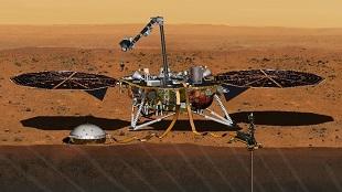 NASA công bố lịch trình phóng tàu thăm dò Sao Hỏa Insight