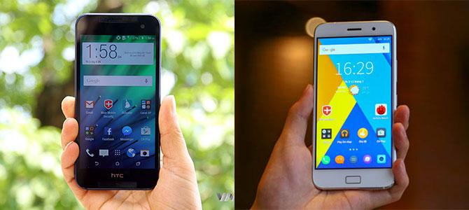 2 smartphone chính hãng nổi bật nhất tầm giá 5 triệu đồng hiện nay