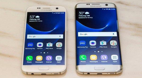 Điện máy Pico cho đặt trước Galaxy S7, S7 Edge