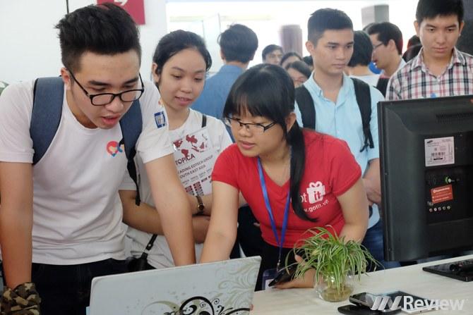 Saigon Tech Startup Fest 2016: Ngày hội của giới khởi nghiệp