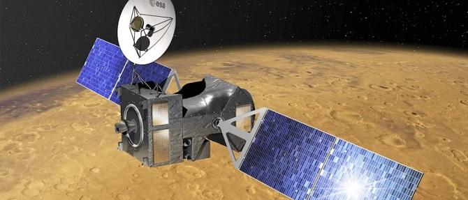 Nga và Châu Âu cùng hợp tác khám phá sao Hoả