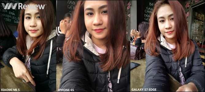 """Mời """"chấm"""" ảnh chụp từ Galaxy S7 Edge, Xiaomi Mi 5 và iPhone 6s"""