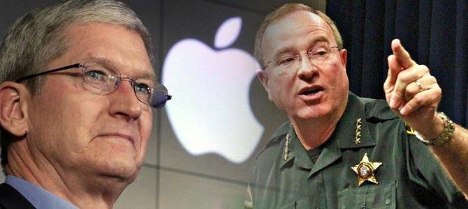 """Cảnh sát trưởng bang Florida: """"Tôi sẽ bỏ tù Tim Cook nếu Apple từ chối mở khoá iPhone"""""""