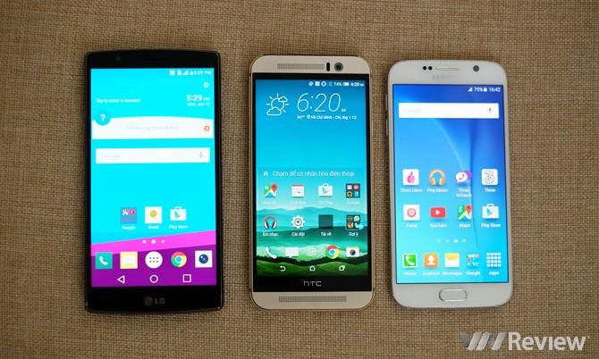 3 smartphone xách tay tầm giá 5-7 triệu đồng đáng chú ý