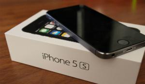 iPhone 5s xách tay giảm giá sâu