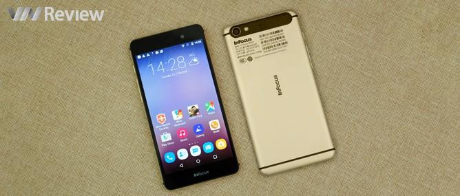 Tặng bạn đọc 2 chiếc điện thoại InFocus M560