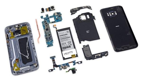 Galaxy S7 có chi phí linh kiện chưa tới 6 triệu đồng