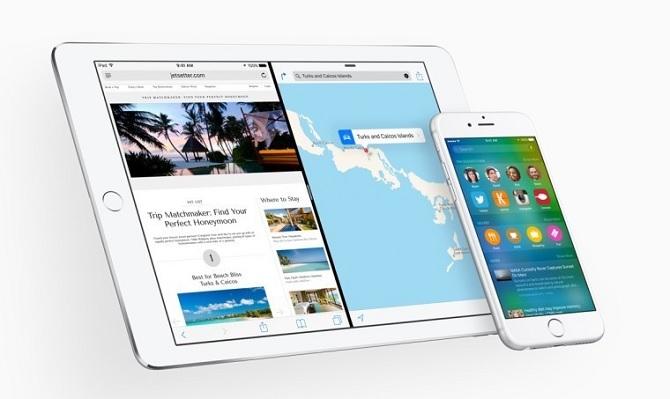 Sau 6 tháng phát hành, iOS 9 chiếm 79% hệ sinh thái iOS