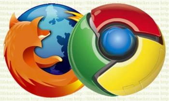 Thị phần Chrome sẽ vượt Firefox vào tháng 12