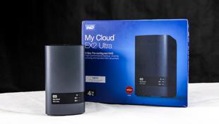 Trải nghiệm nhanh WD My Cloud EX2 Ultra