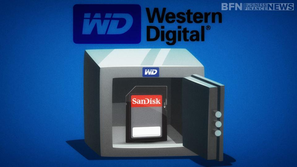 Western chính thức thâu tóm SanDisk với giá 19 tỷ USD