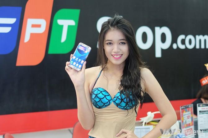 FPT Shop mở bán bộ đôi Galaxy S7/S7 edge kèm nhiều ưu đãi