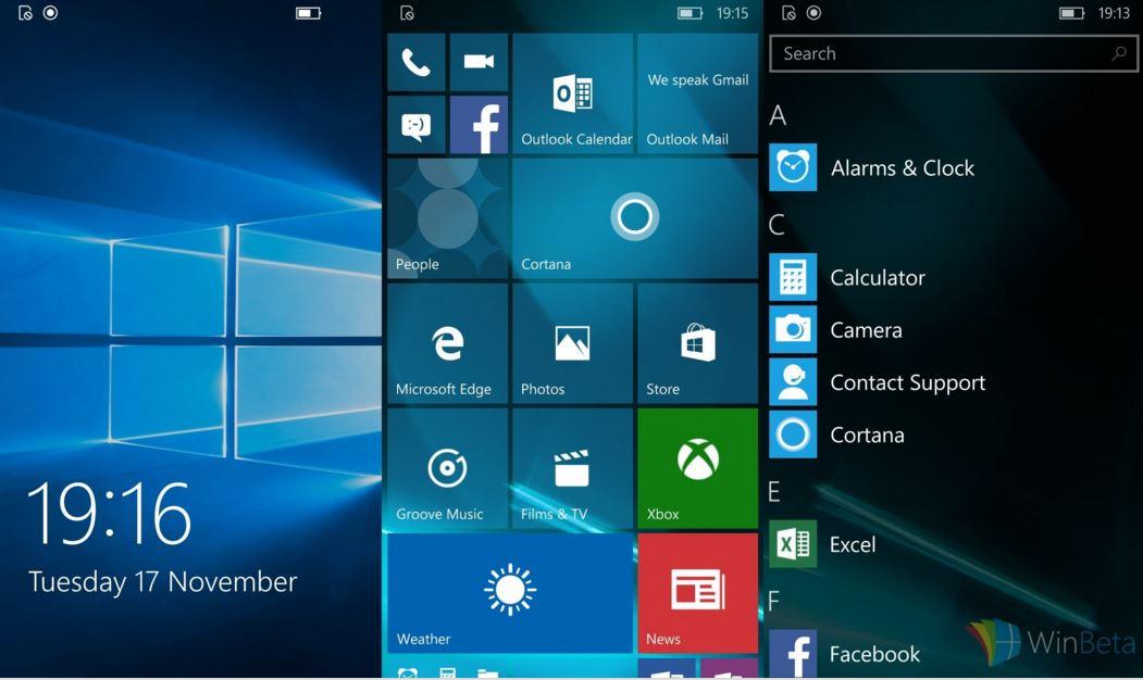 Microsoft giải đáp một số câu hỏi về Windows 10 Mobile