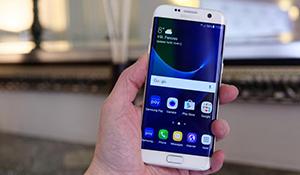 Người dùng phàn nàn các lỗi của Samsung S7 edge
