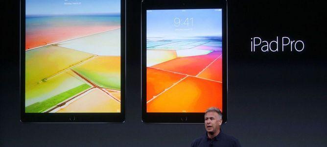 Apple chính thức ra mắt iPad Pro 9.7 inch, thêm phiên bản 256GB