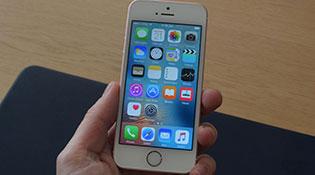 Trên tay iPhone SE, chiếc iPhone 5s cực mượt