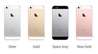 Thông số và cấu hình chính thức của iPhone SE